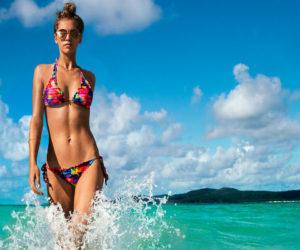Bikini Shopping in Bali