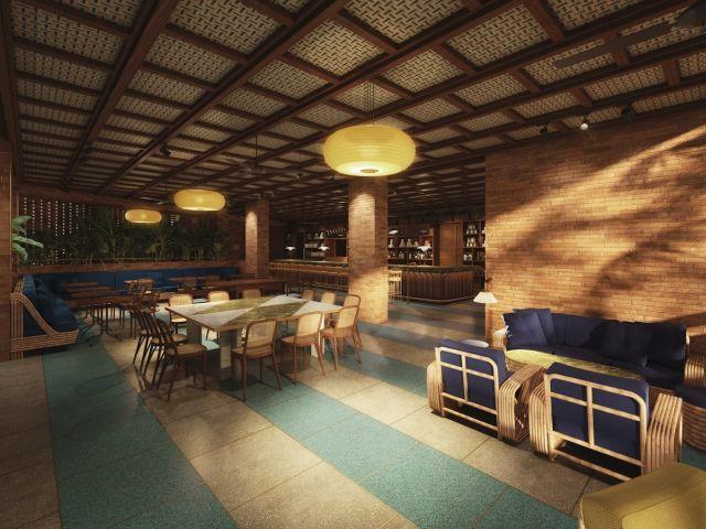 New restaurant in Bali: