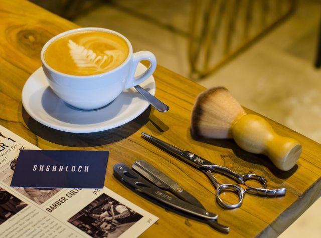 New restaurant in Bali: Shearlock