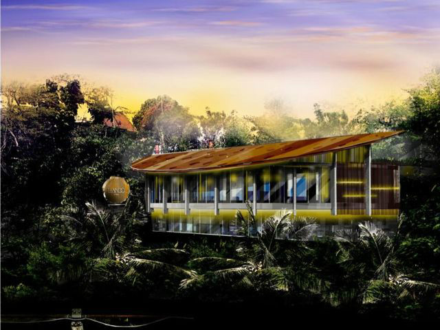 Restaurants in Ubud: Blanco Par Mandif