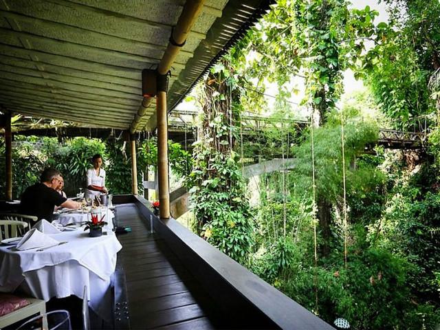 Restaurants in Ubud: Bridges Bali