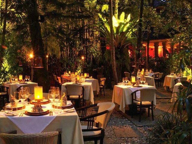 Restaurants in Ubud: Mozaic