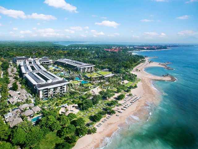 Nusa Dua Guide: Sofitel Bali Nusa Dua Beach Resort