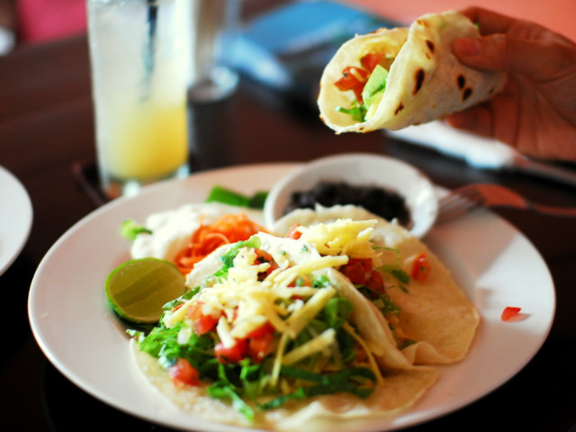 Restaurants in Ubud: Taco Casa