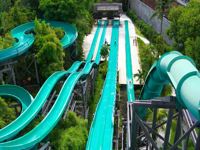 Bali Day Trips: Waterbom