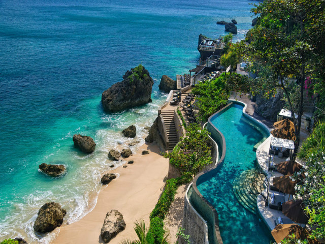 Best views in Bali: Ayana Resort and Spa Bali