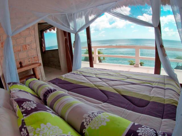 Best views in Bali: Bali Surf Villa
