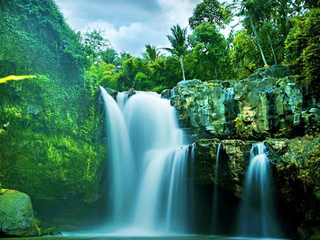 Bali's Best Waterfall