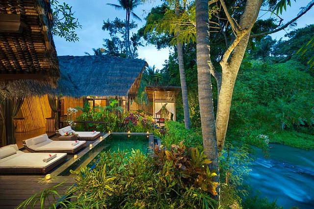 Best views in Bali: Fivelements Puri Ahimsa
