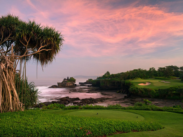 Best views in Bali: Pan Pacific Resort Bali