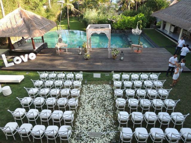 Wedding Venues in Bali: Villa Batujimbar,