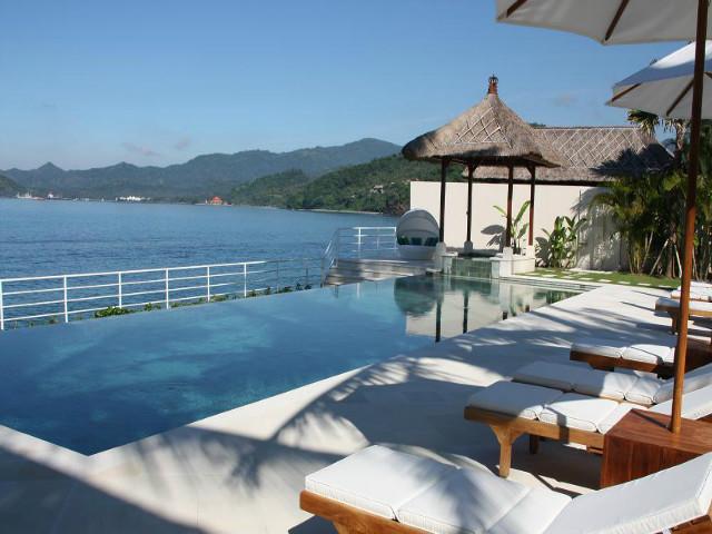 Best views in Bali: Villa Dahlia