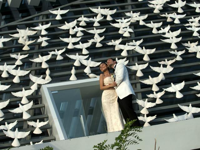 Bali Wedding Venues: White Dove Chapel