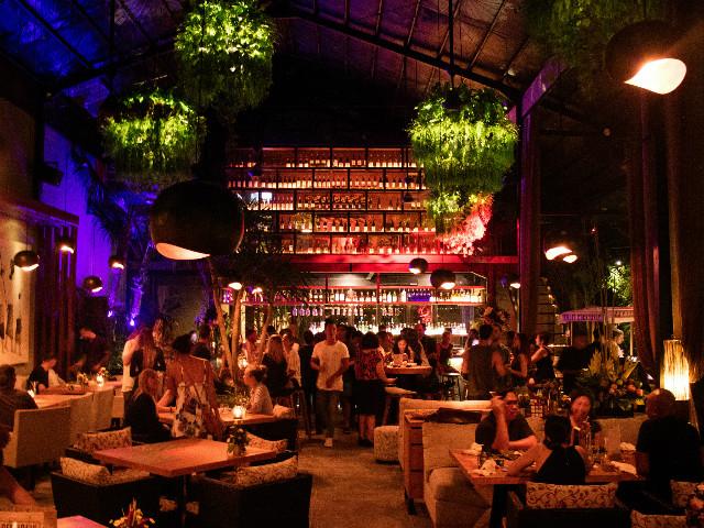 Bali's Nightlife: Republik 45