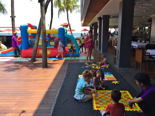 Kid Friendly Restaurants in Bali: Ku De Ta