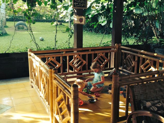 Kid Friendly Restaurants in Bali: Warung Sopa