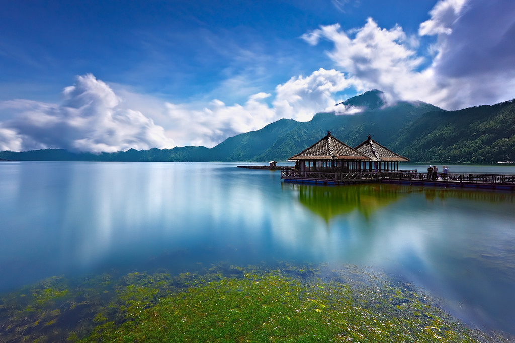 Instagram worthy places in Bali: Lake Batur