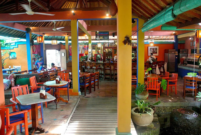The Best Mexican in Bali: TJ's Mexican Bar & Restaurant