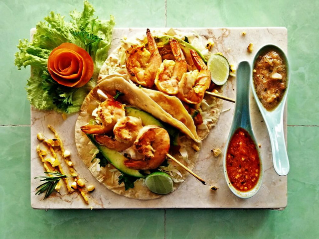 The Best Mexican in Bali: Taco Beach Grill