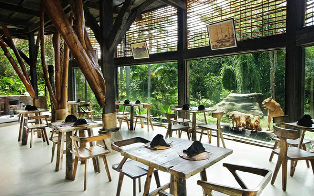 Kid Friendly Restaurants in Bali: Wana Restaurant