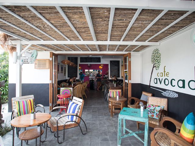 Canggu Cafes & Restaurants: Cafe Avocado