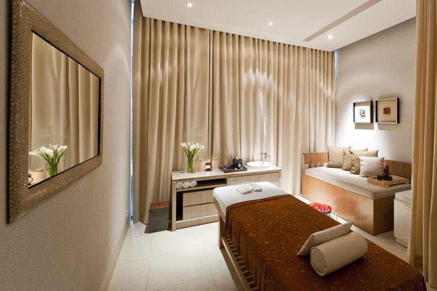The Celestine Spa is named for a very good reason!