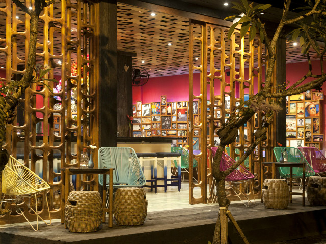 Canggu Cafes & Restaurants: Lacalita