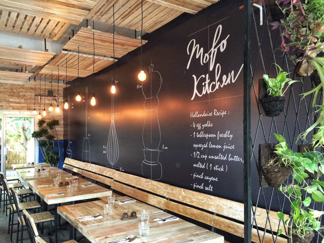 New Restaurants in Bali: Mofo Kitchen