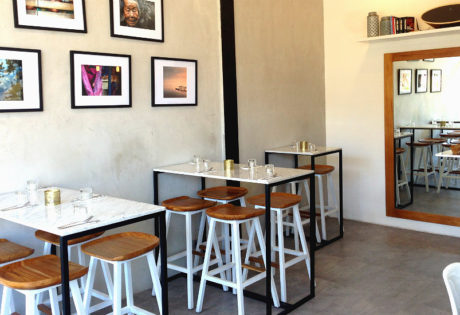 New restaurants and cafes in Bali