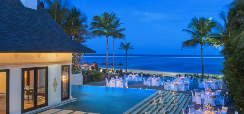 Charity Dinner in Bali