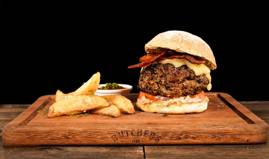 The Butcher's Club is without doubt one of the best spots for a burger in Bali!