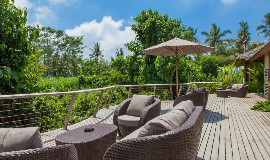 Villa crush of the month ubud villa the honeycombers bali for 22 river terrace rockrose