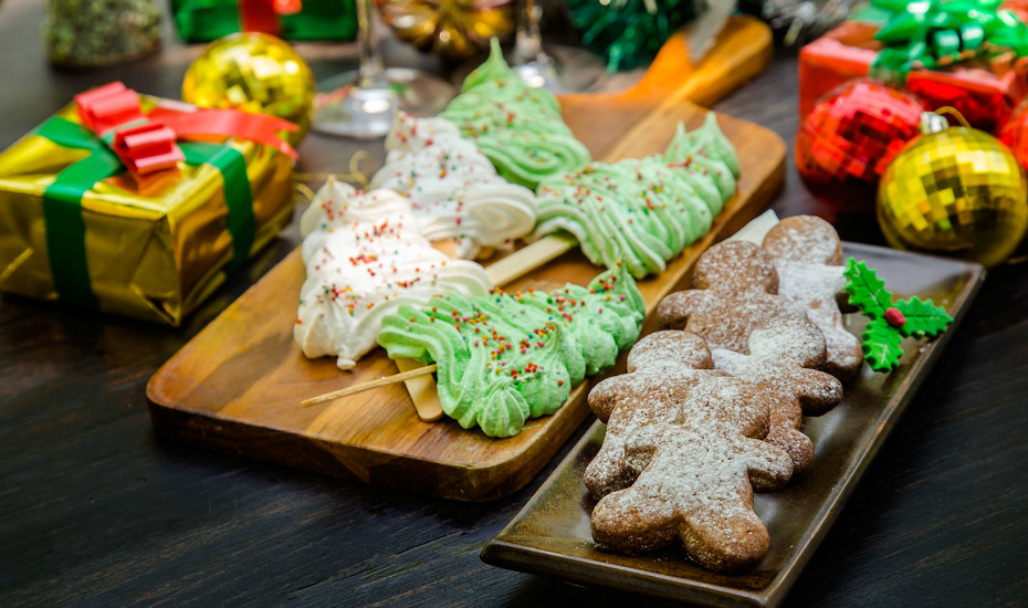 bali celebrate tropical christmas beachfront seminyak restaurant festive feast