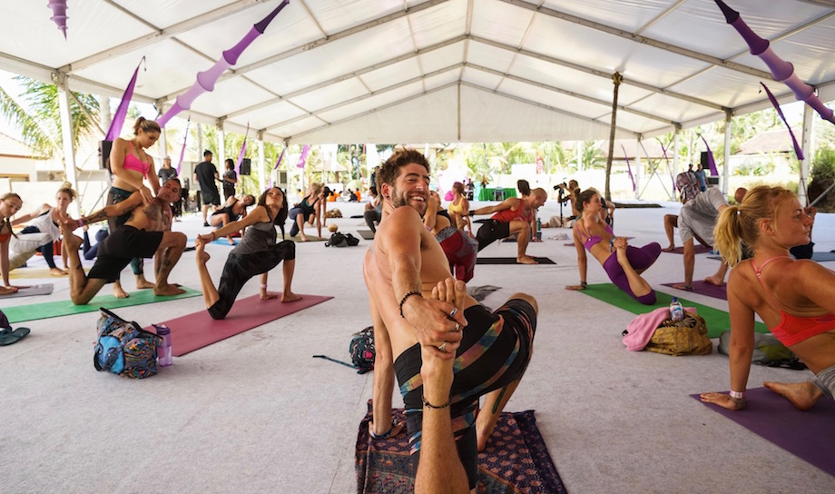 Editor's Faves: The BaliSpirit Fest is back! Get ready for a week of yoga, music, dance, good food and great vibes in Ubud