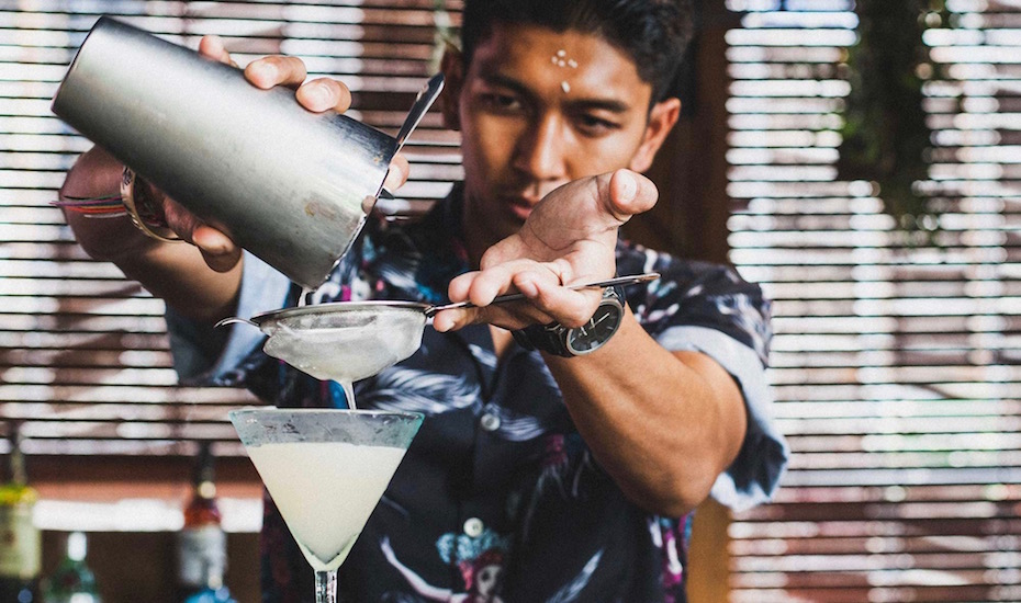 Asia's 50 Best Bars 2017: Two cocktail bars in Bali make the list – Potato Head Beach Club in Seminyak & Locavore's Night Rooster in Ubud. Cheers!