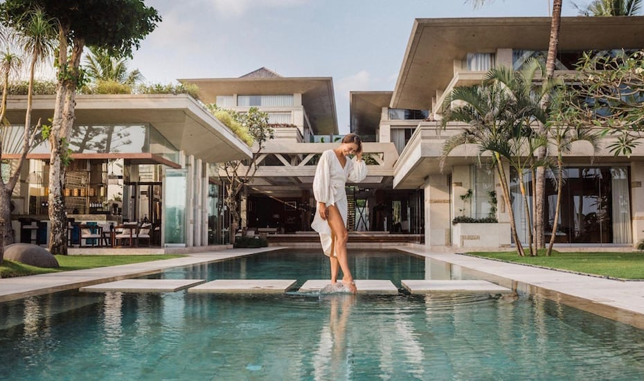 Villa Crush of the Month: Villa Vedas Bali from The Luxe Nomad