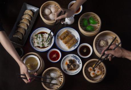 best brunch in Hong Kong dim sum