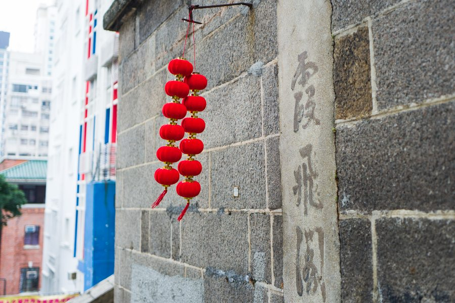 Explore the best of Sheung Wan: Discover street art, shop the antiques and grab a tasty burger