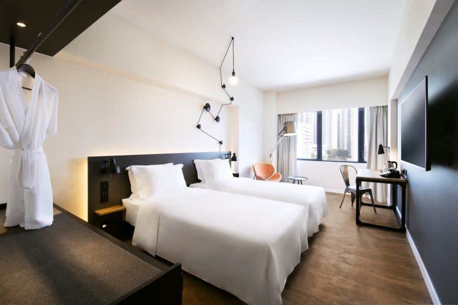 Hotels in Hong Kong: Pentahotels launches second boutique hotel, Pentahotel Hong Kong, Tuen Mun in the New Territories