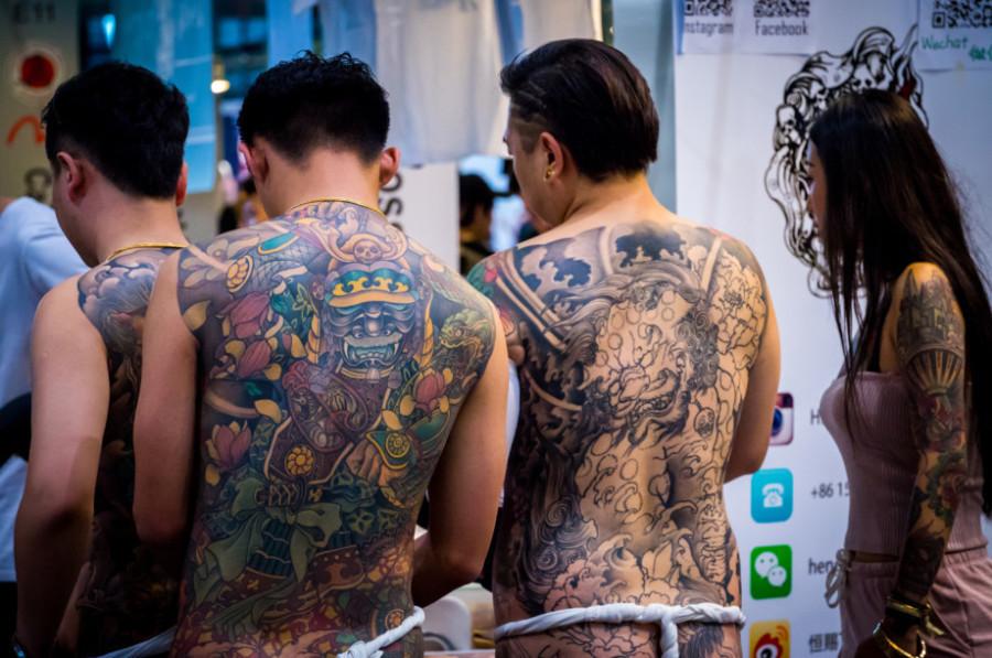 Check out the 5th hong kong china tattoo convention for Hong kong tattoo