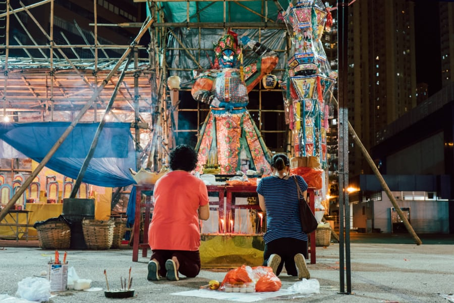 Hong Kong culture: Your guide to the Hungry Ghost Festival, featuring Chinese opera, burning paper gifts, the Chiu Chow community and more