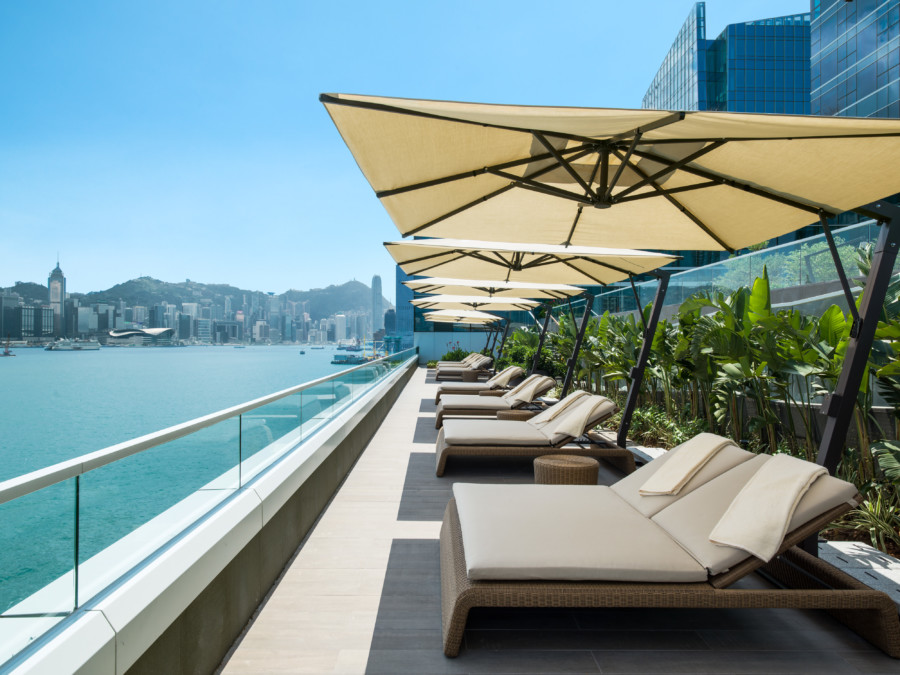 Win a staycation at Kerry Hotel, Hong Kong: Enjoy designer accommodation, club access and dinner for two at Big Bay Café
