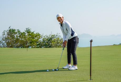 Tiffany Chan golfer Hong Kong LPGA EFG Young Athletes Foundation main image