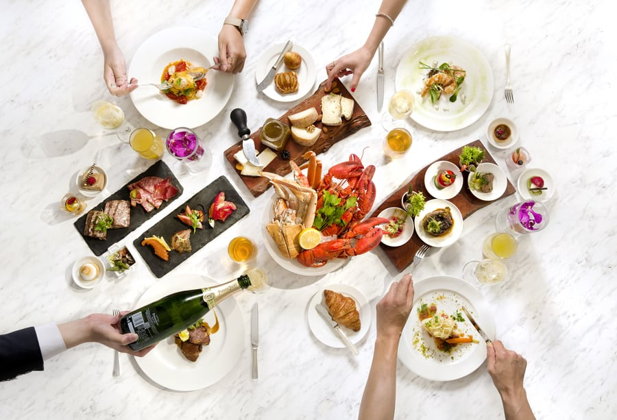 Looking for the best brunch in Hong Kong? Here's where we go for really great food and free-flow