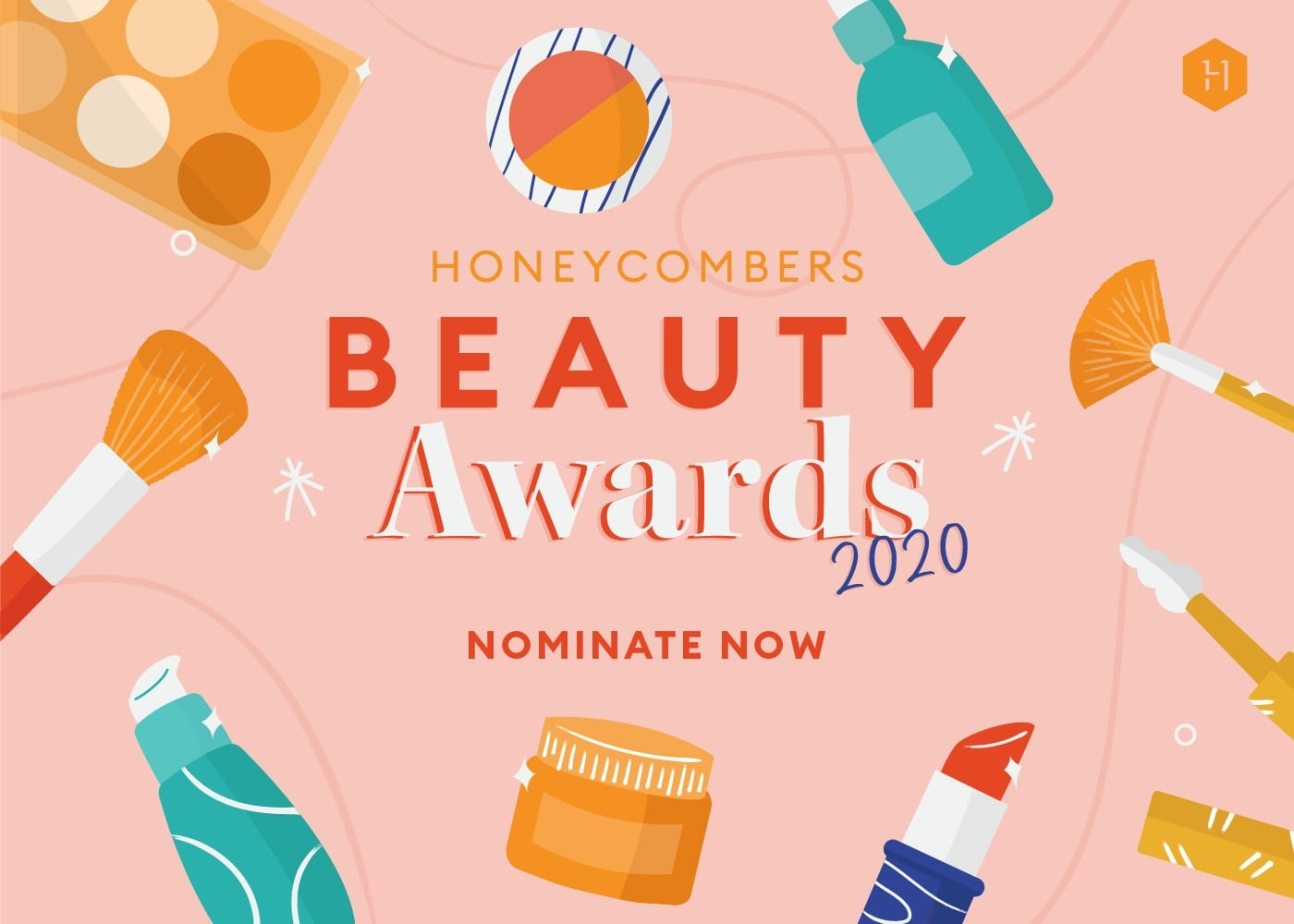 Honeycombers Beauty Awards 2020 Nomination