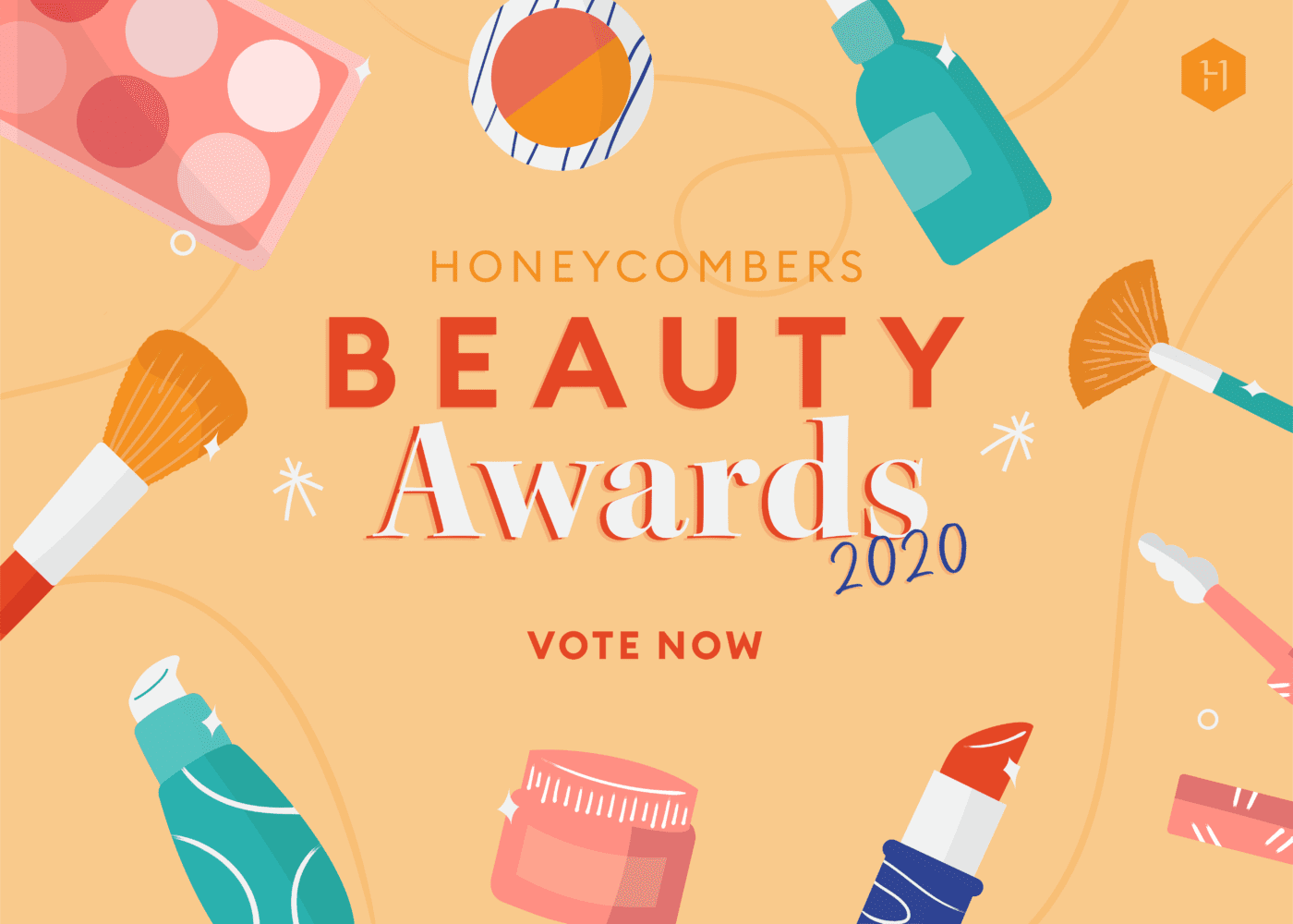 Honeycombers Beauty Awards 2020 | Vote now!
