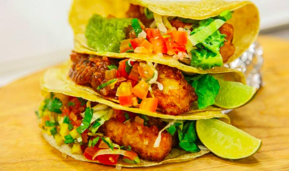 Tacos at Hombre Cantina (Credit: Hombre Cantina via Facebook)