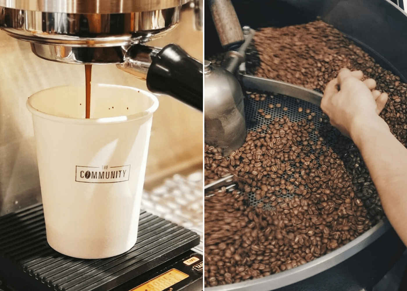 Comminity Coffee |