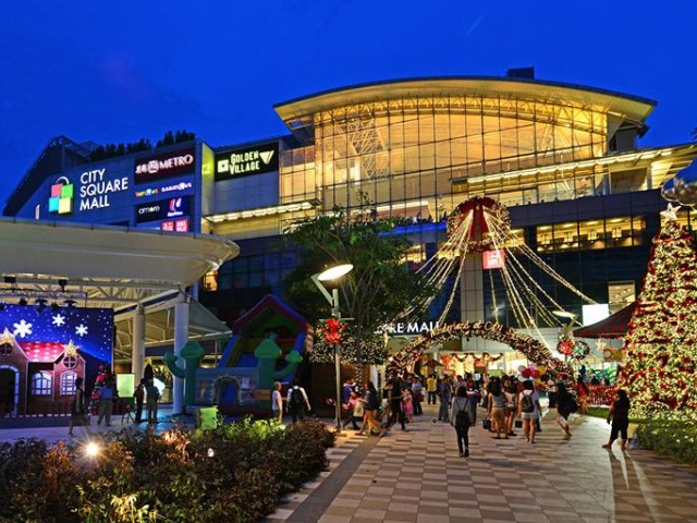 City Square Mall Eco Christmas Fiesta 3fea0d9ce36