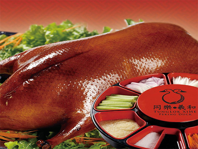 Best Peking duck in Singapore: Restaurants to go for the ...